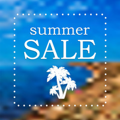 Seasonal Summer Sale