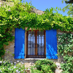 Open window. Provence