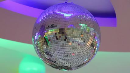 Rotating disco Fireball