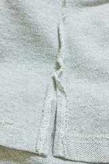 fabric seam  background
