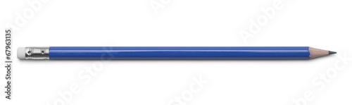 canvas print picture Blue Pencil