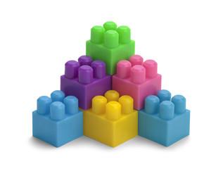 Stacked Blocks