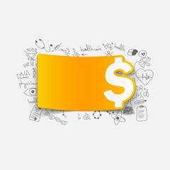 Drawing medical formulas: money