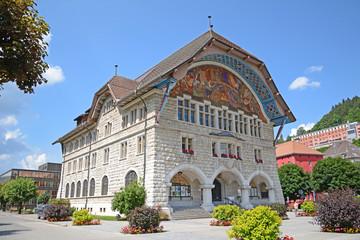 Le Locle, Rathaus