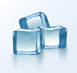 Vector ice blocks 2