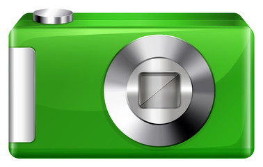 A green digicam