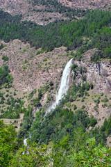 Cascata di Pondel - Valle d'Aosta