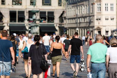 Poster Pedestrians