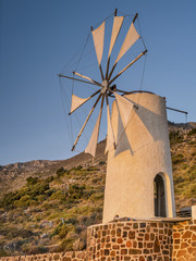 museum of old mill on Crete
