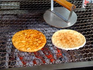 醤油煎餅 手焼き
