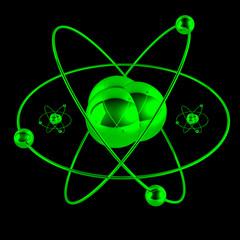 Green atom