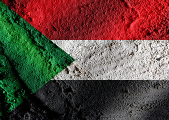 flag of Sudan themes idea design