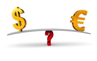 Choosing Between The Dollar or The Euro