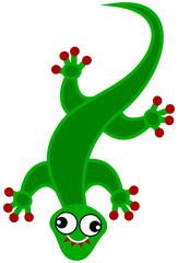 a lizard of carnival