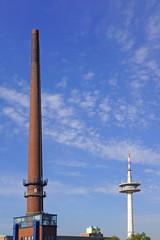 Industriestadt ESSEN ( Ruhrgebiet )