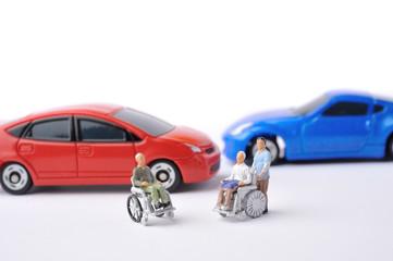 危険な車椅子と交通ルール
