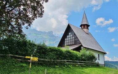 Ahornkapelle im Appenzeller Land