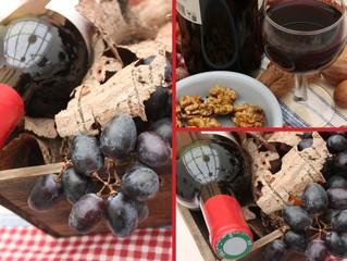 Vin rouge - Dégustation - Foire aux Vins