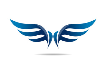 wing business success logo