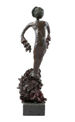 Flamenco Dancer Statue