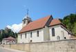 La Cluse-et-Mijoux, Kirche