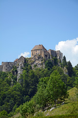 Château de Joux, La Cluse-et-Mijoux