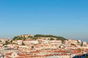 Saint George Castle, Lisbon.