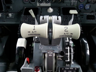 Aircraft Throttle