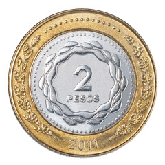 two argentinian peso