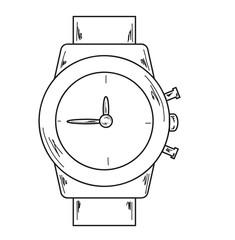 watch, sketch