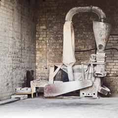 electric corn mill