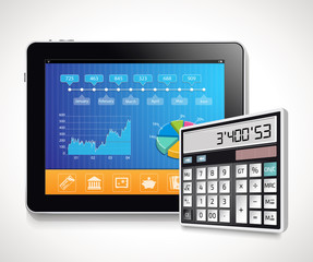Tablet - cost calculation