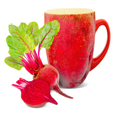 Beetroot tea