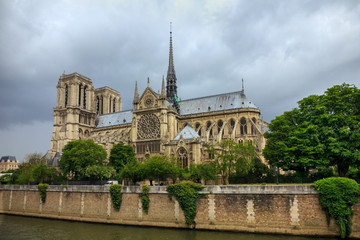 Cathedral of Notre Dame de Paris