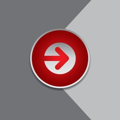 arrow icon button