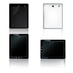 Tablet computer, vector