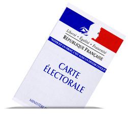 carte électorale