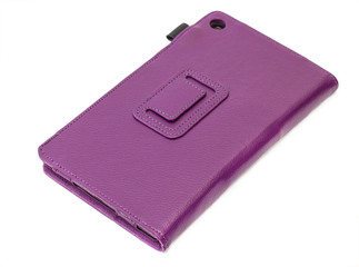 Purple Tablet PC cover