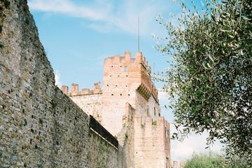 Castello superiore Marostica - Vicenza, Italia