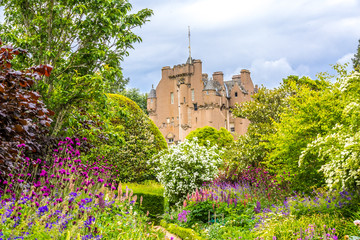Crathes Castle #6, Aberdeenshire, Scotland
