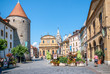Place Pestalozzi d'Yverdon-les-Bains - 67993589