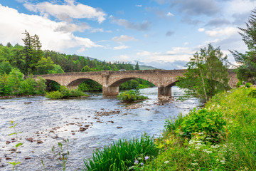 Old Bridge at Ballater #2, Cairngorms NP, Scotland