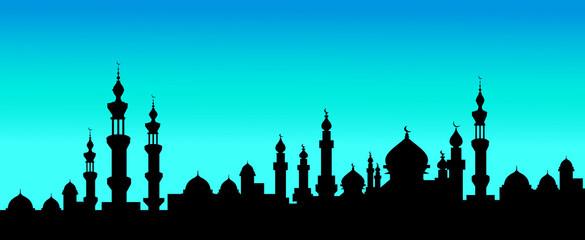 Mosque-Vector