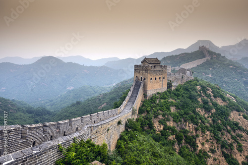 Great Wall of China © SeanPavonePhoto
