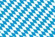 Muster Bayern - Flagge