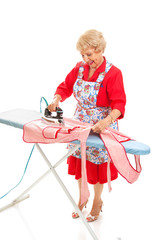 Ironing Full Body