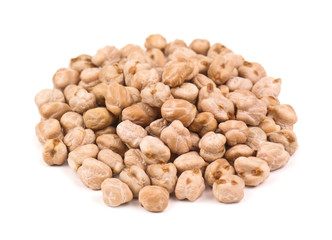 heap of chickpeas