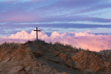 Black Cross Sand Dune