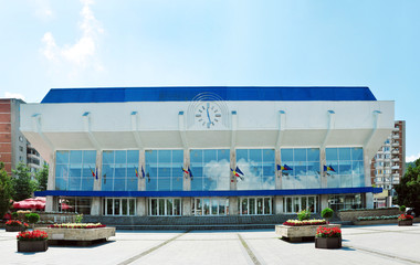resita city Polyvalent Hall