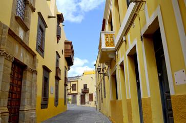 Historische Altstadt im Süden